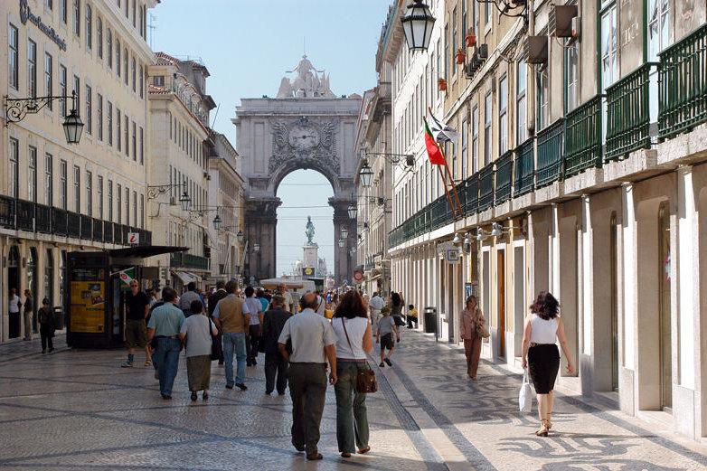 Arco do Triunfo da Rua Augusta