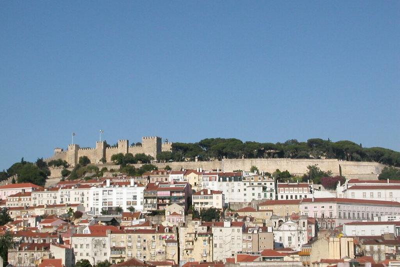 Fado e o Castelo de São Jorge