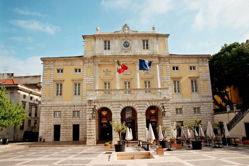Teatro Nacional S. Carlos