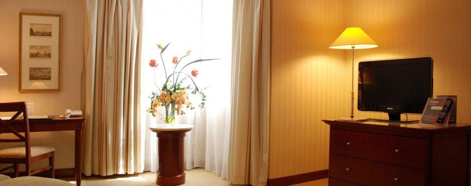 Deluxe room (31sq.)