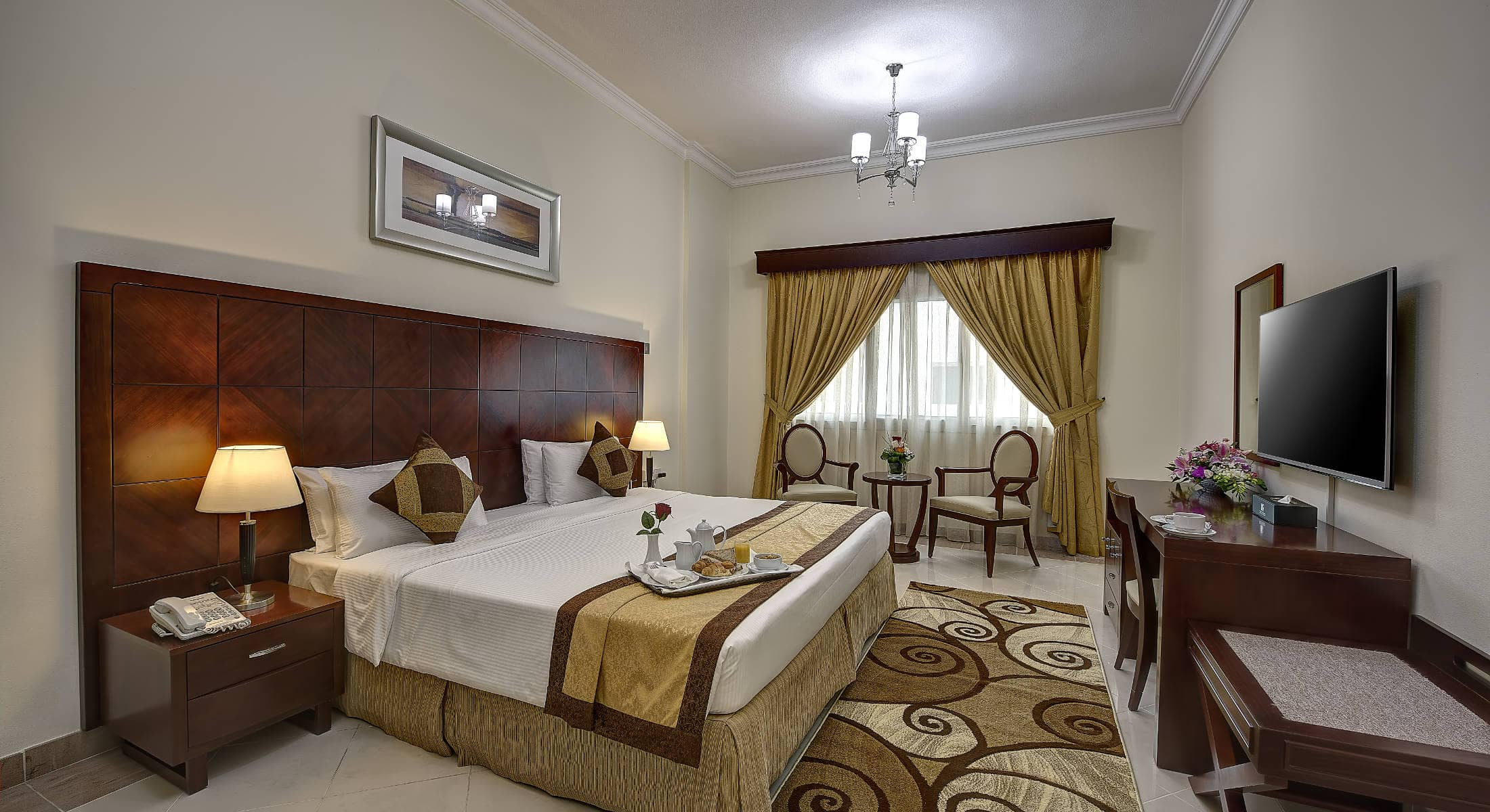 Rose Garden Hotel Apartments – Al Barsha