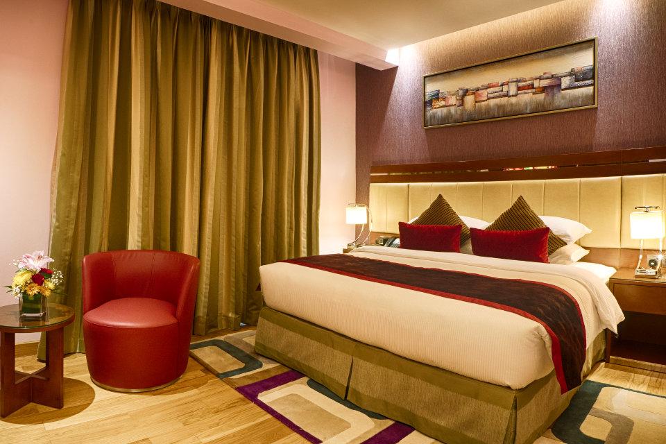 Rose Park Hotel - Al Barsha (4 Star)