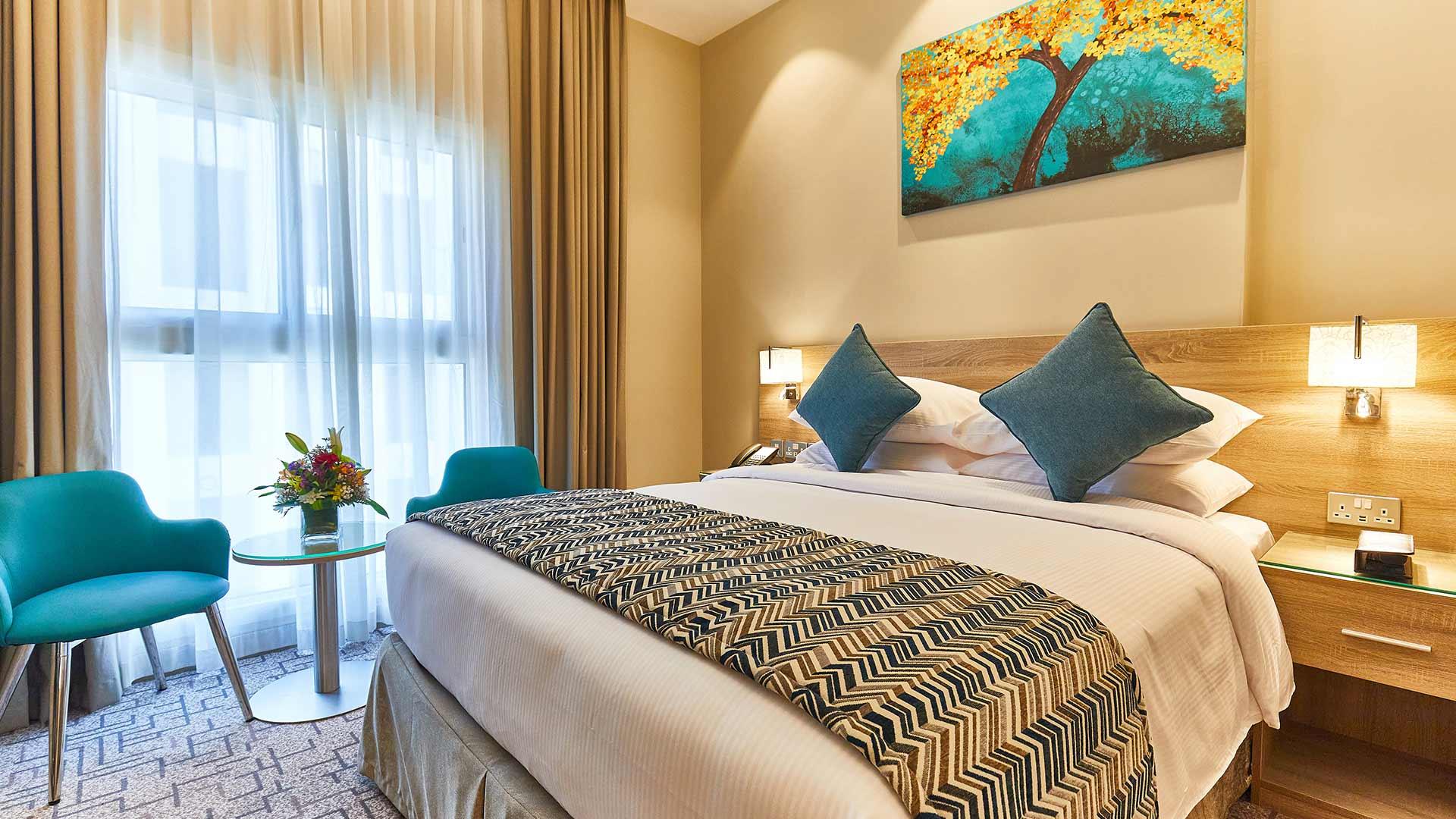 Роза Плаза отель - Аль Барша (3 звезды)
