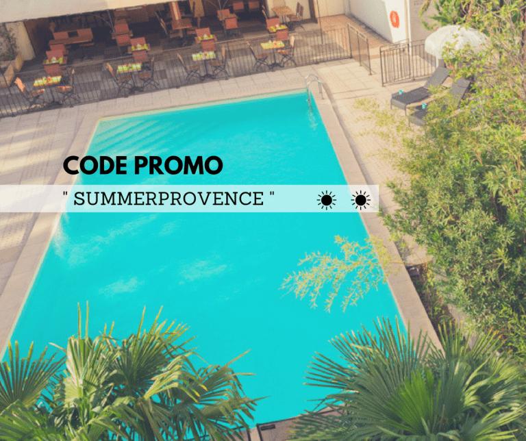 photo piscine hotel galice aix en provence promotion été