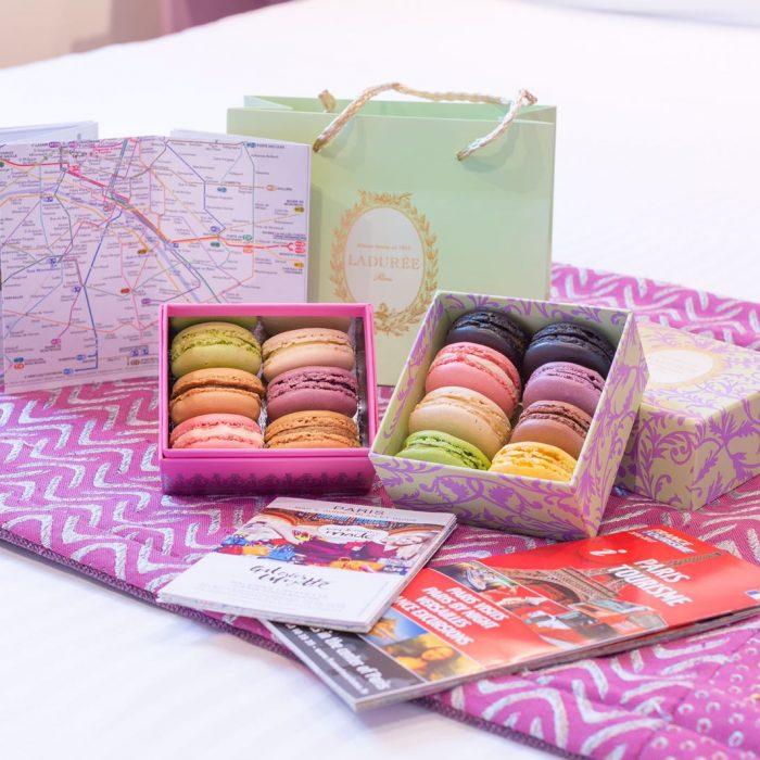 Le package romantique