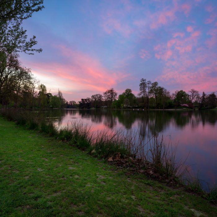 Le Bois de Vincennes