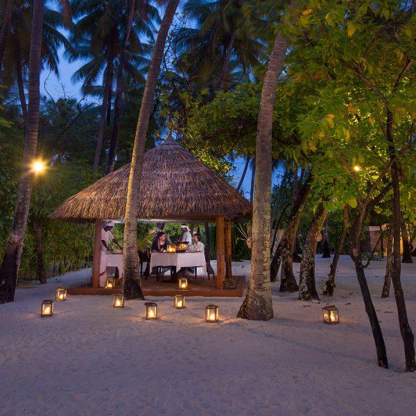 Maldivian restaurant
