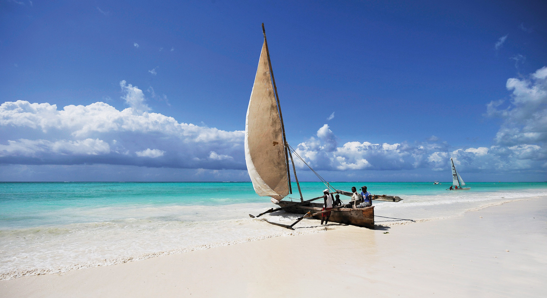 Diamonds Mapenzi Beach in Zanzibar - Book a luxury resort hotel