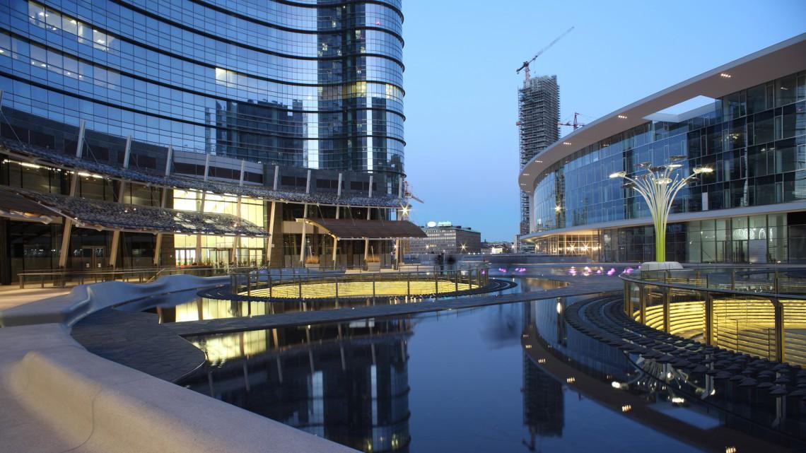 Milano porta nuova tra innovazione e design hotel - Ristoranti porta nuova milano ...