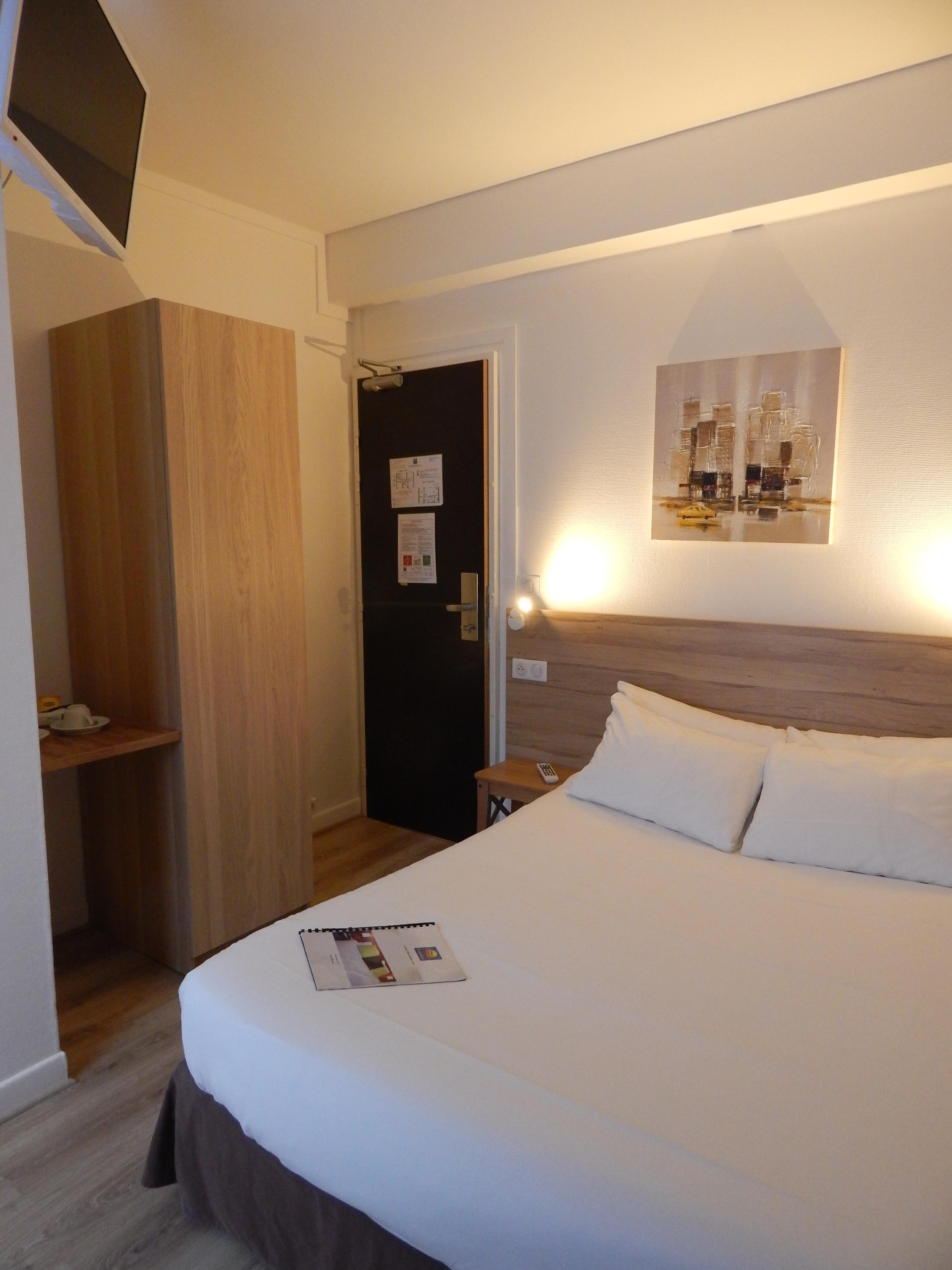 Comfort Hotel Rouen Alba 2 étoiles au coeur de Rouen