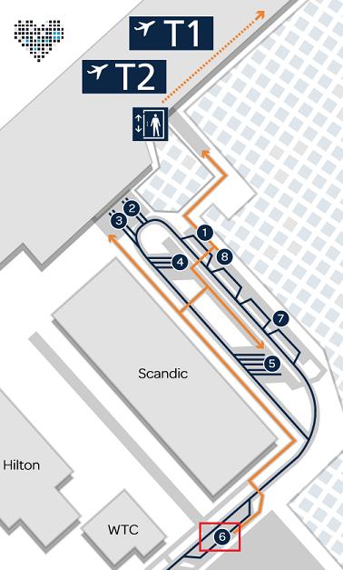 Free Airport Transportation To Helsinki Vantaa Terminal