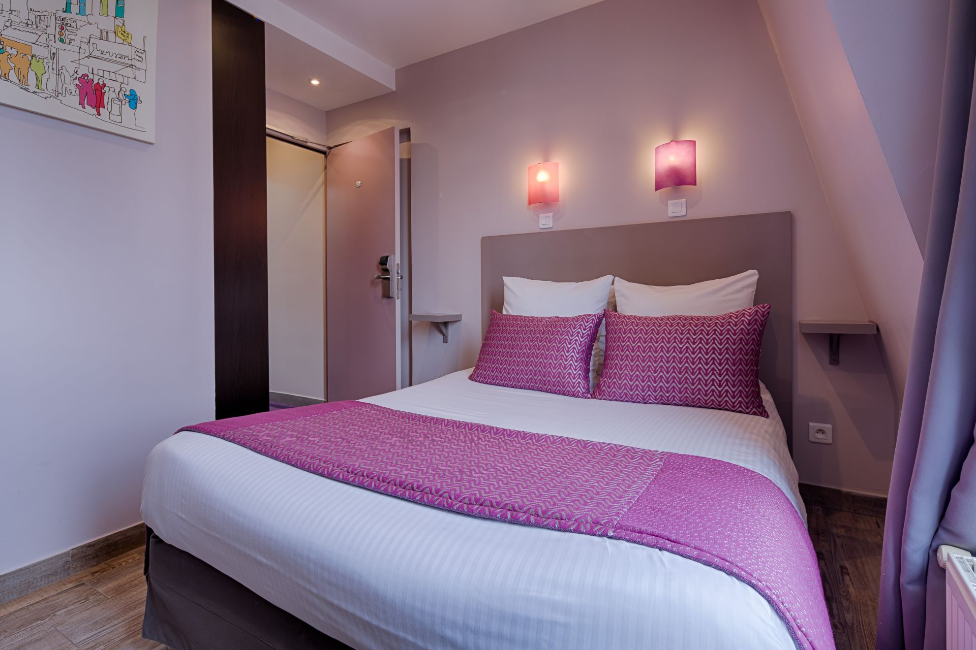 Sweet Hotel in Paris - Book a hotel located in the heart of the ...