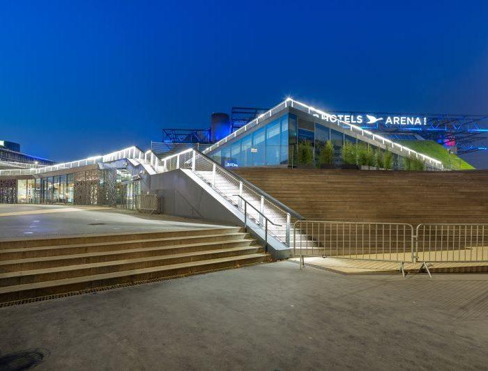 Bercy AccorHotels Arena
