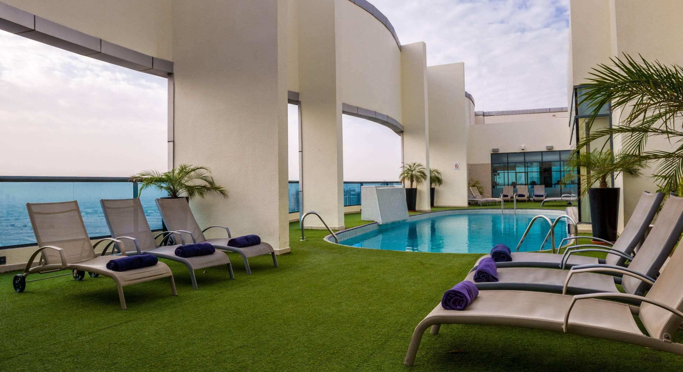 First central hotel suites 4 оаэ дубай недорого недвижимость за рубежом
