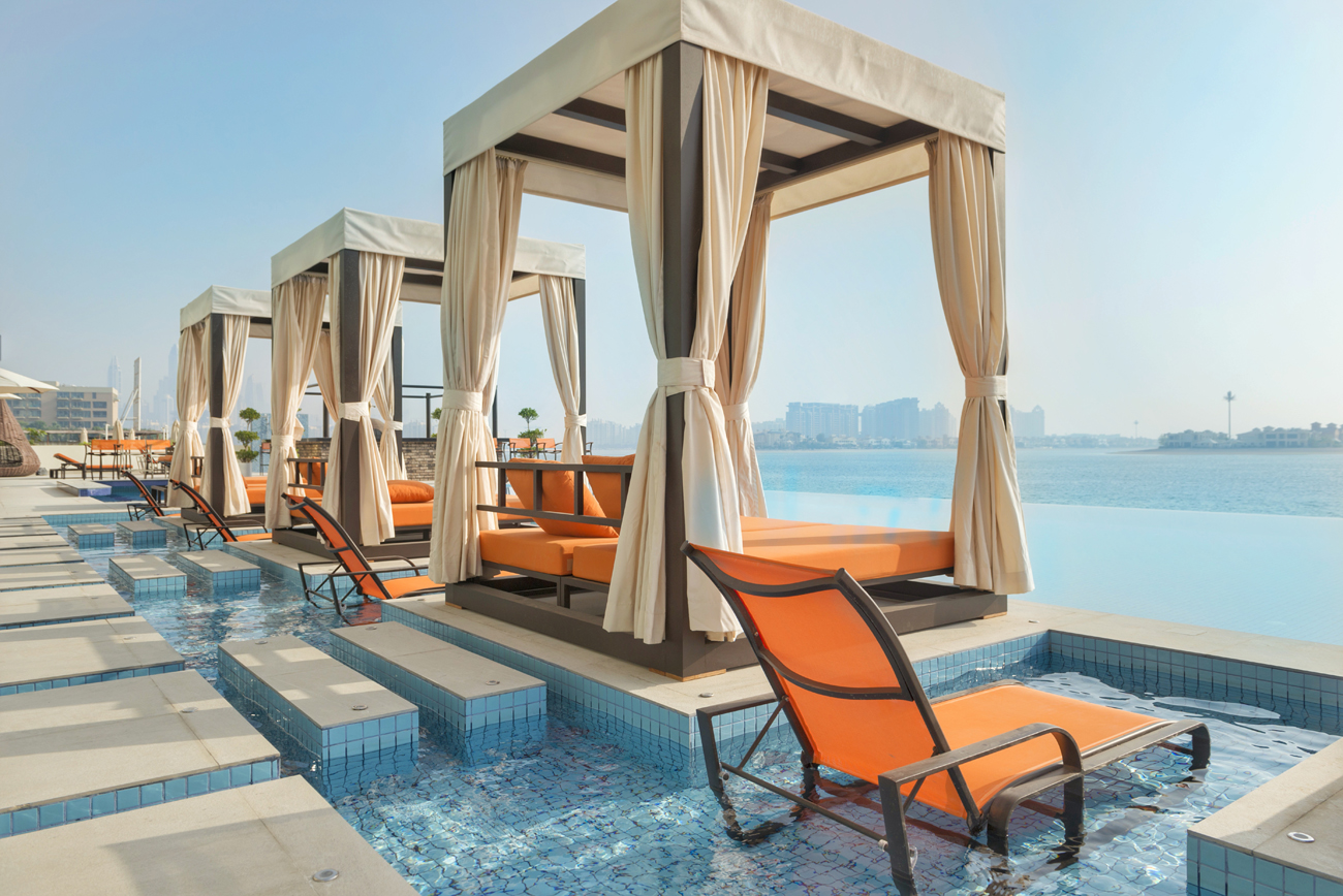 Hotels - Royal Central Hotel - The Palm Dubai Hotel - Central Hotels