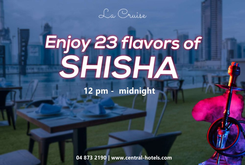 Shisha Offer