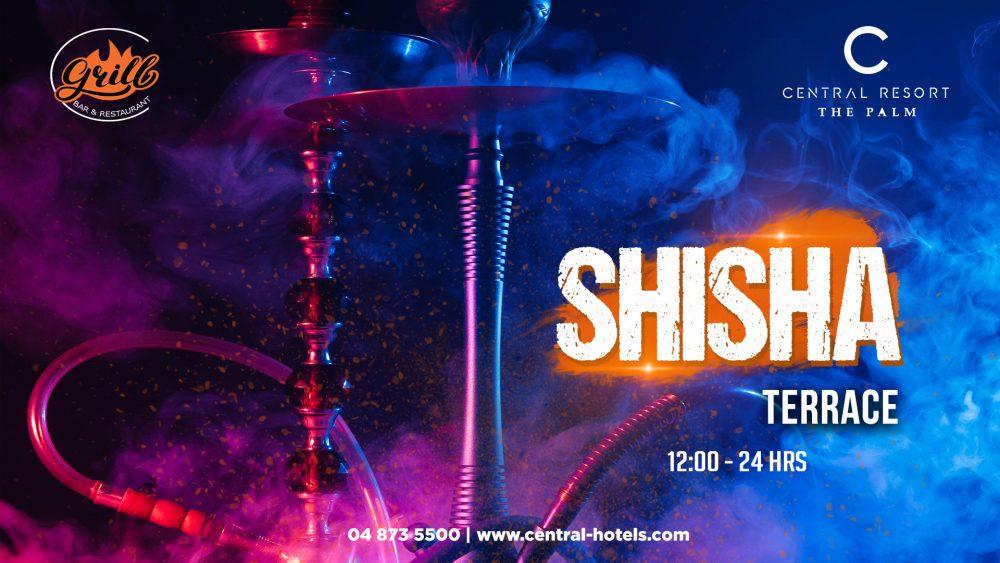 Shisha at C Central Resort The Palm