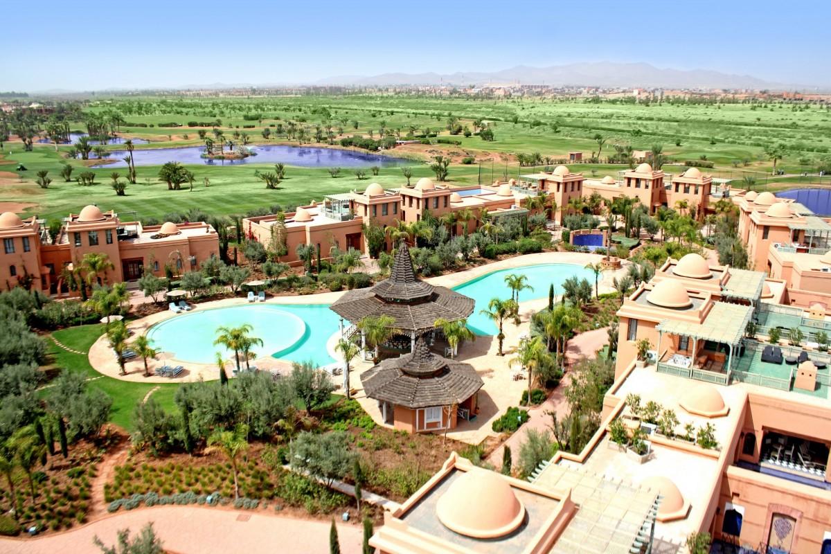 La Palmeraie in Morocco