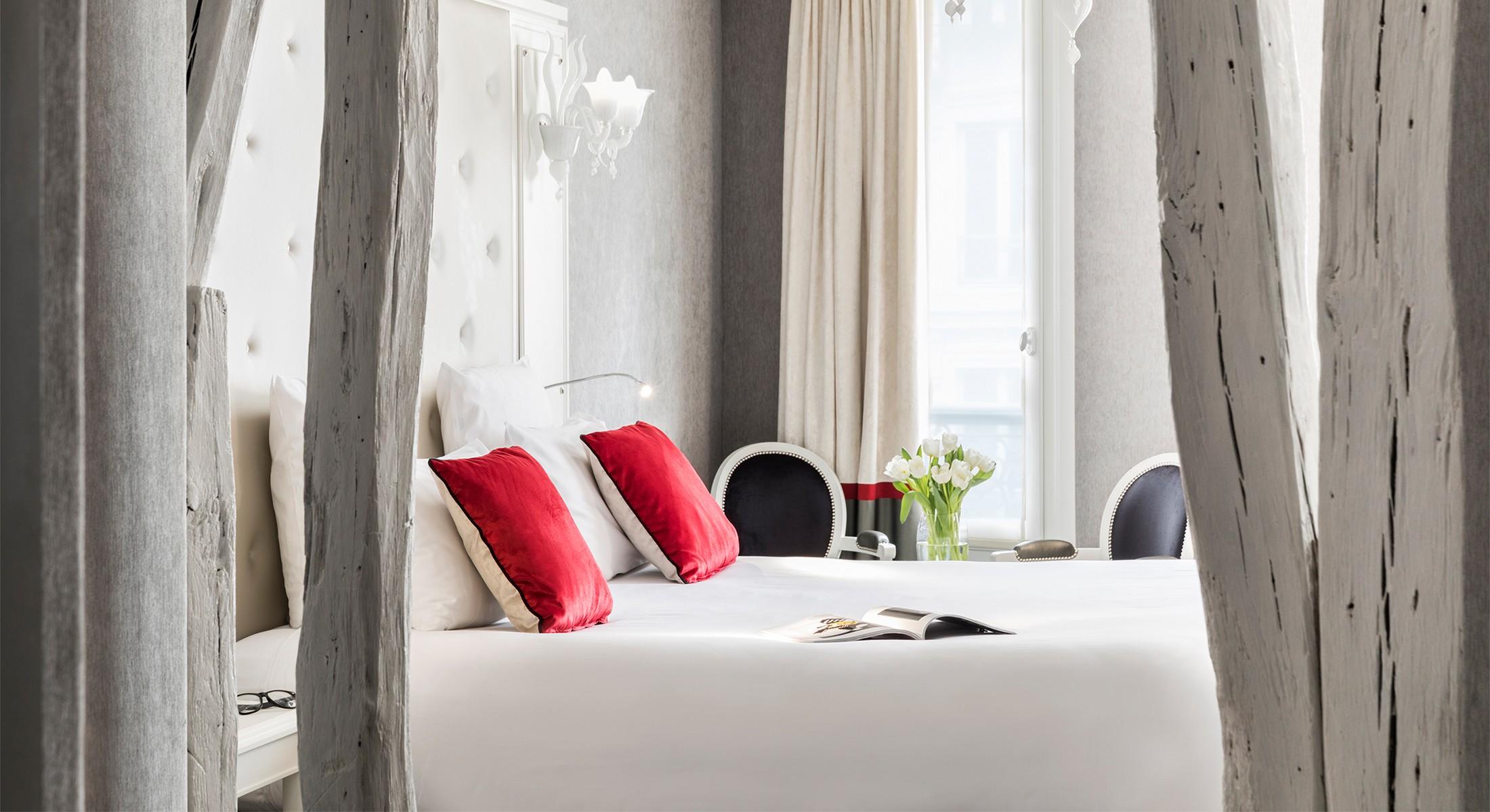 Junior Suite Maison Albar Hotel Paris Opéra Diamond