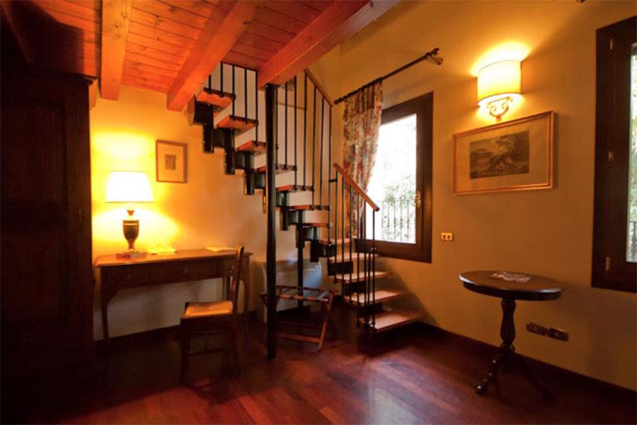 Camere - Camera con soppalco Hotel Rivarotta Pasiano (Pn) - Villa ...