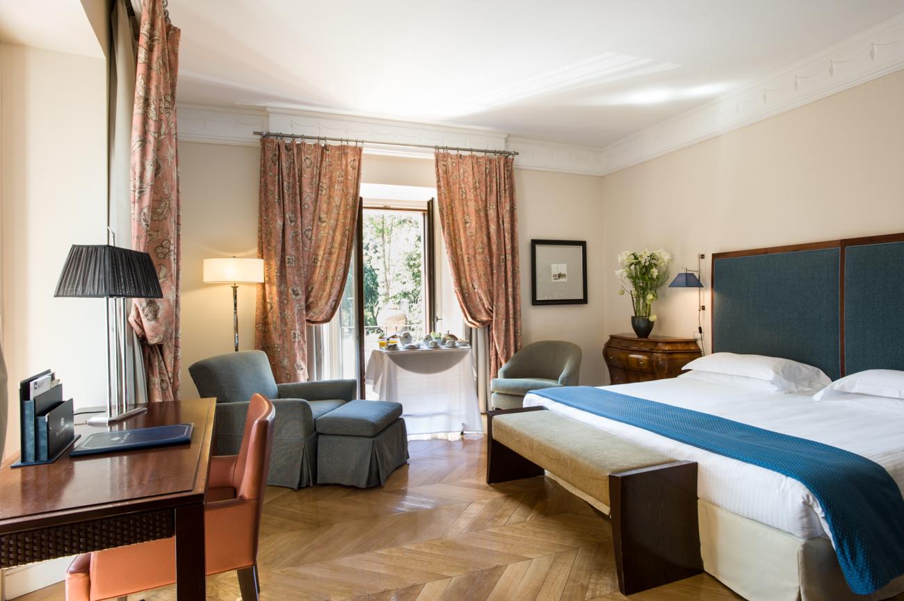 Gallery Hotel Roma Rose Garden Palace In Centro Vicino A Via Veneto