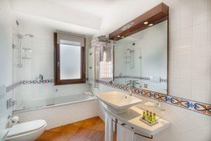 bagno privato superior