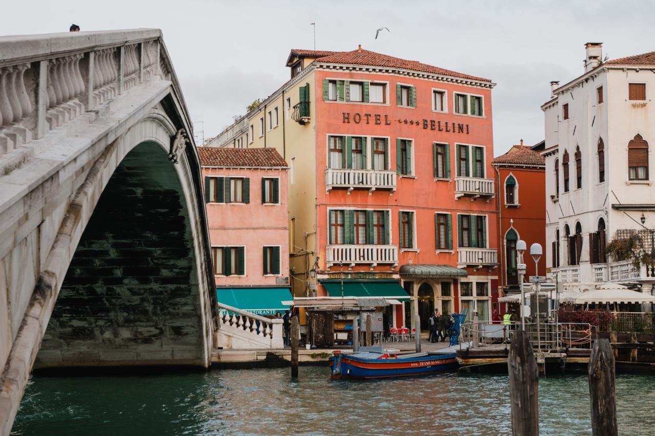 Bellini Venezia 4 Star Hotel In Venice Official Website
