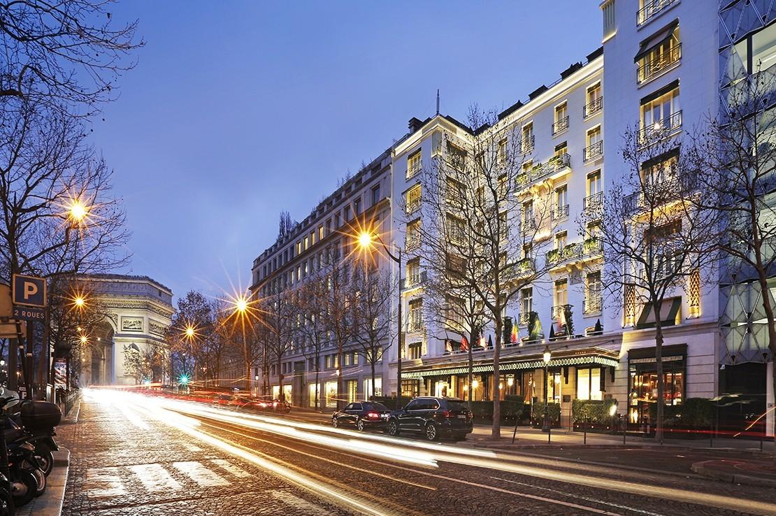 Hotel Napoléon Paris *****