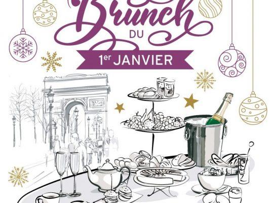 BRUNCH 1 ER JANVIER 2020