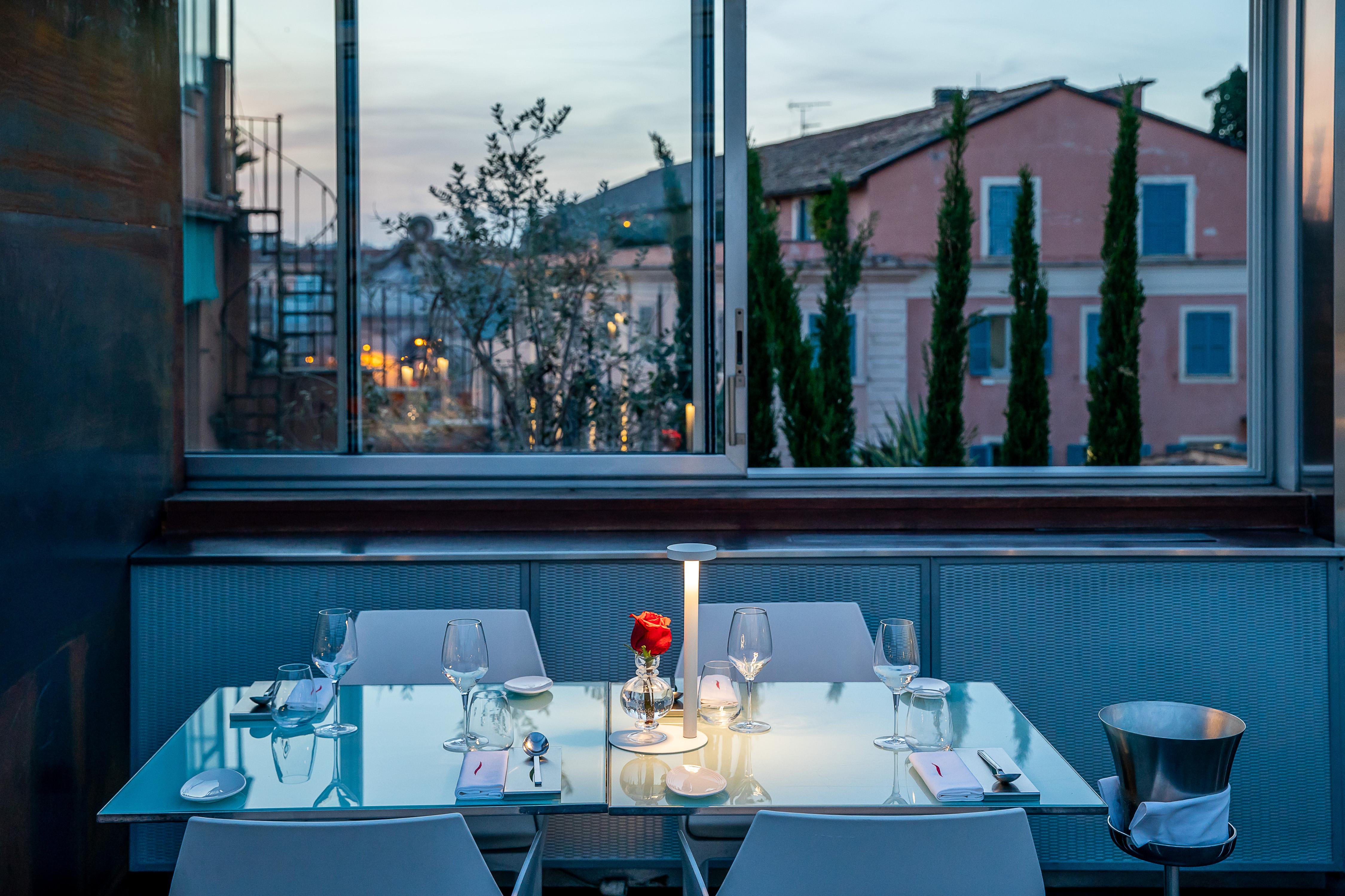 Restaurants Club Hi Res Roma Hotel Hotel Valadier In