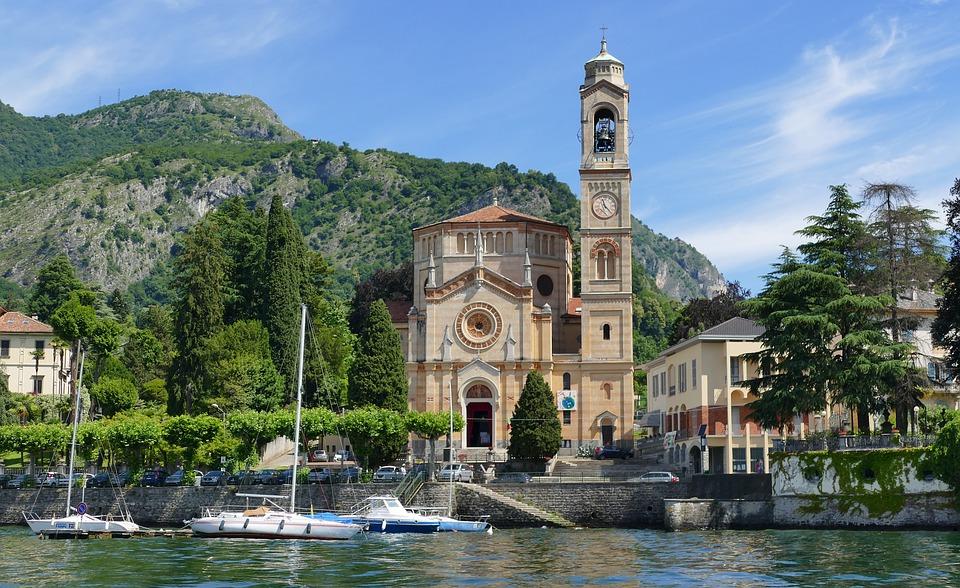 Lago di Como per le tue fughe romantiche in Italia