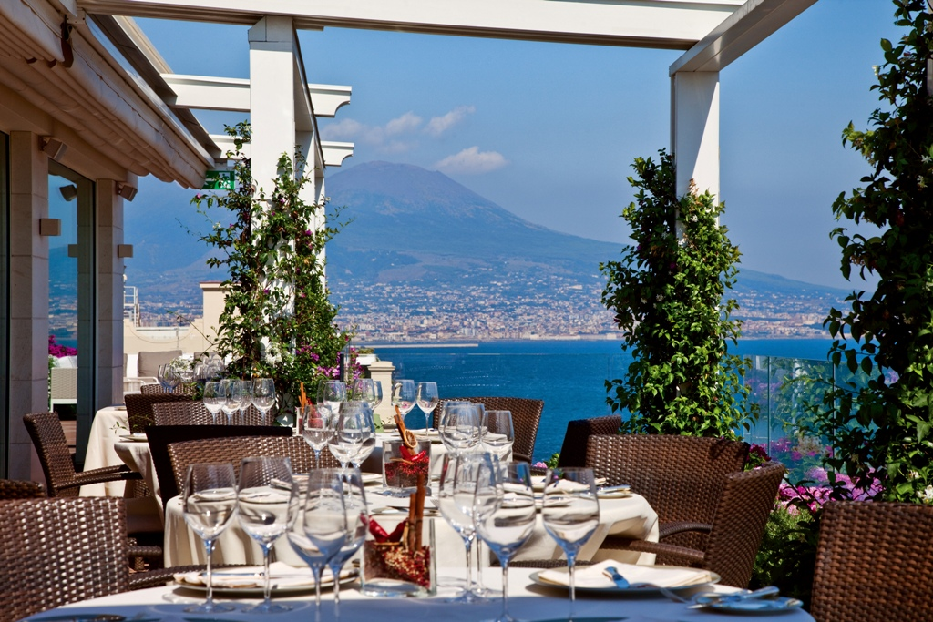 Caruso Naples Hotel Grand Hotel Vesuvio In The Center Of