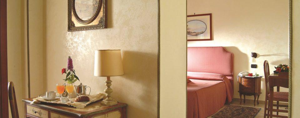 房间和服务