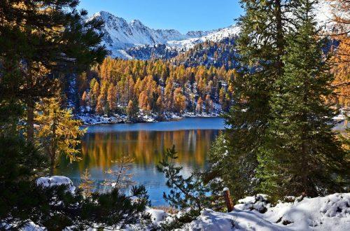 Lago delle Malghette escursioni da Alpen Hotel Rabbi