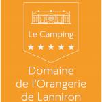 Logo Camping du Domaine de l'Orangerie de Lanniron