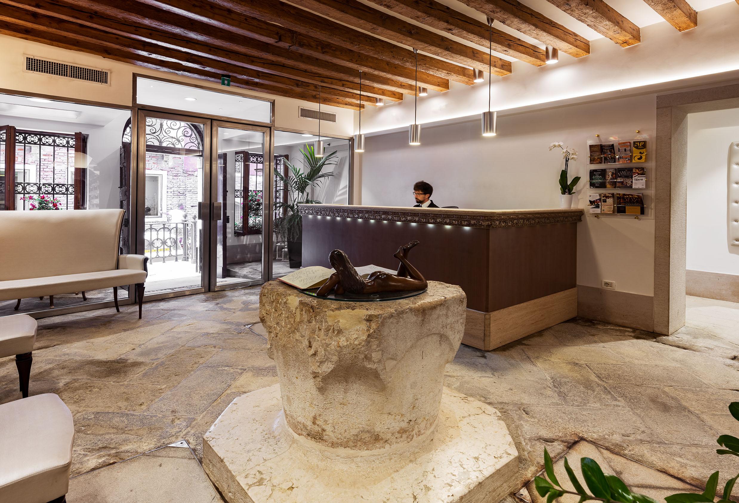 3 Sterne Hotel In Venedig Hotel Venedig Hotel Dell Opera Im Herzen