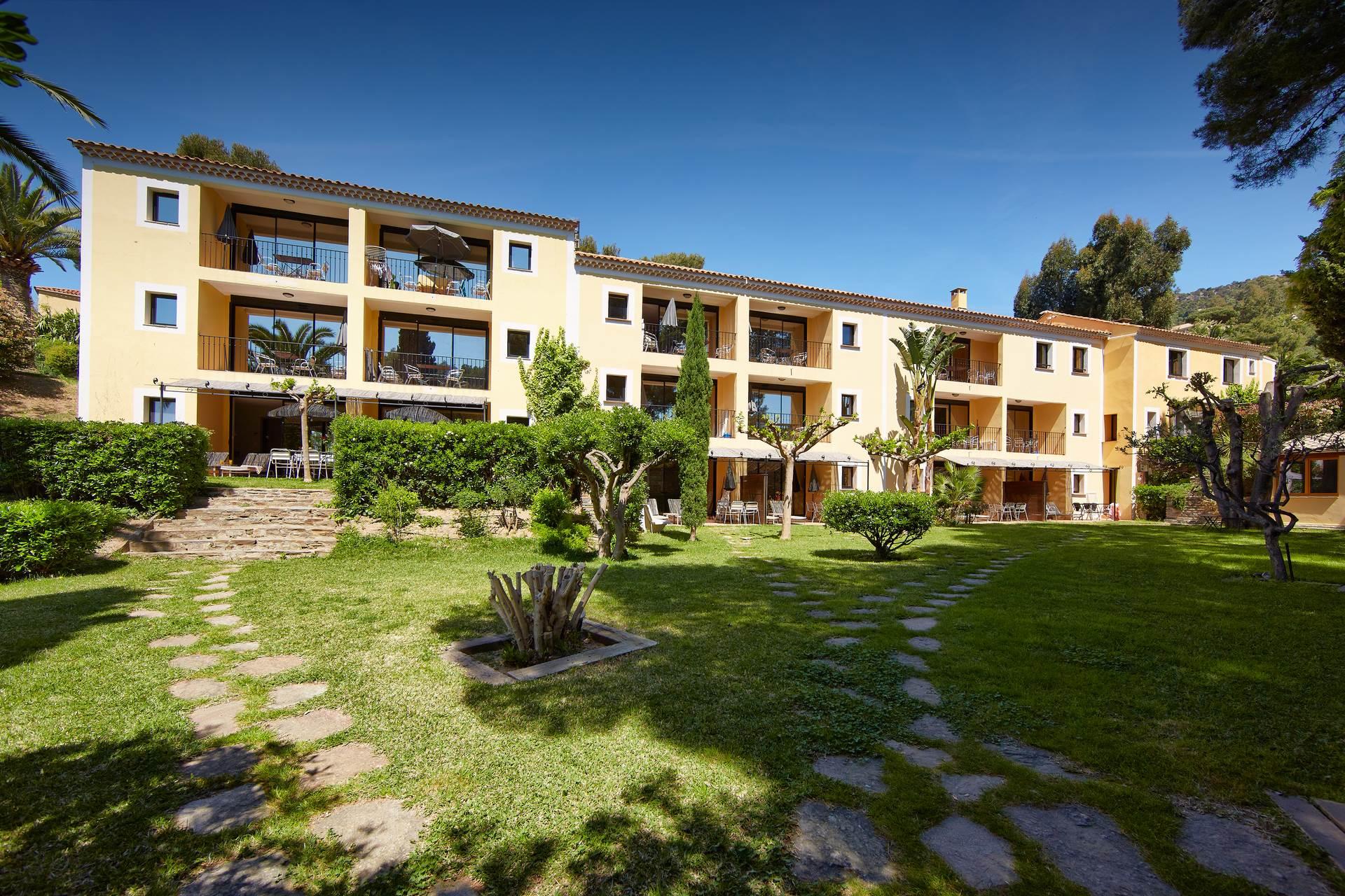 Residence du Bailli au Rayol-Canadel - Residence Saint Tropez