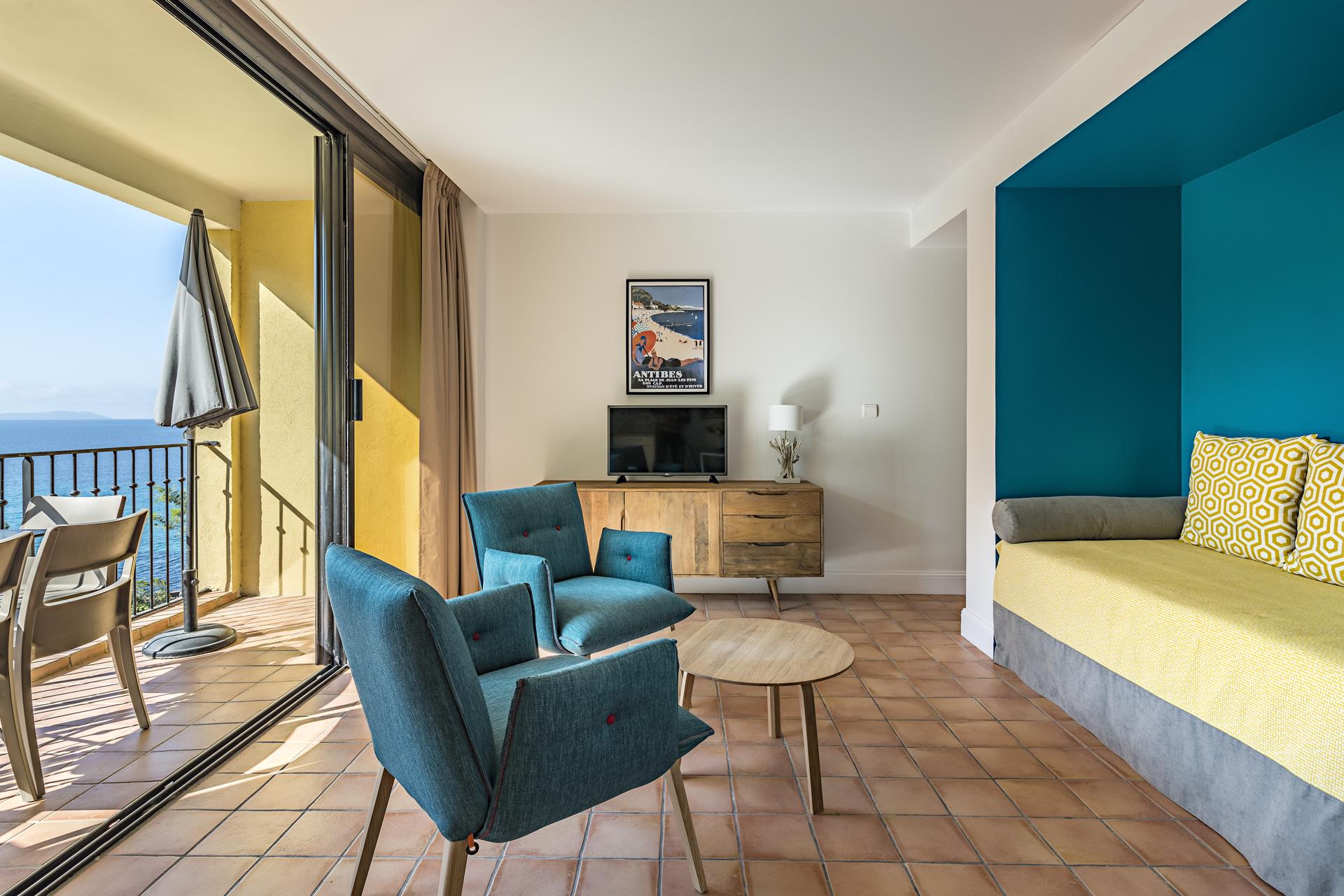 Wohnung für 4-6 Personen mit Direckten Strandzugang