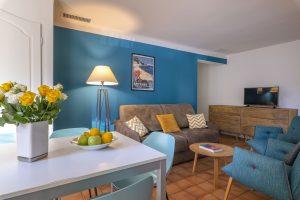 Appartement Résidence Bailli de Suffren