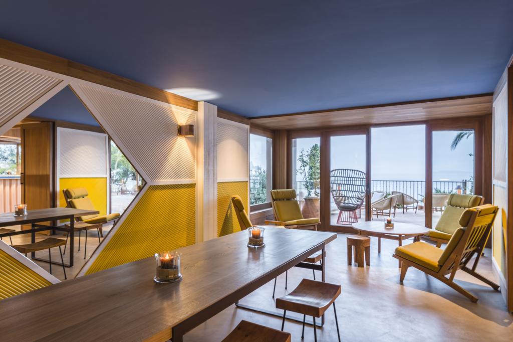 Hôtel Le Bailli de Suffren Rayol Canadel Bar