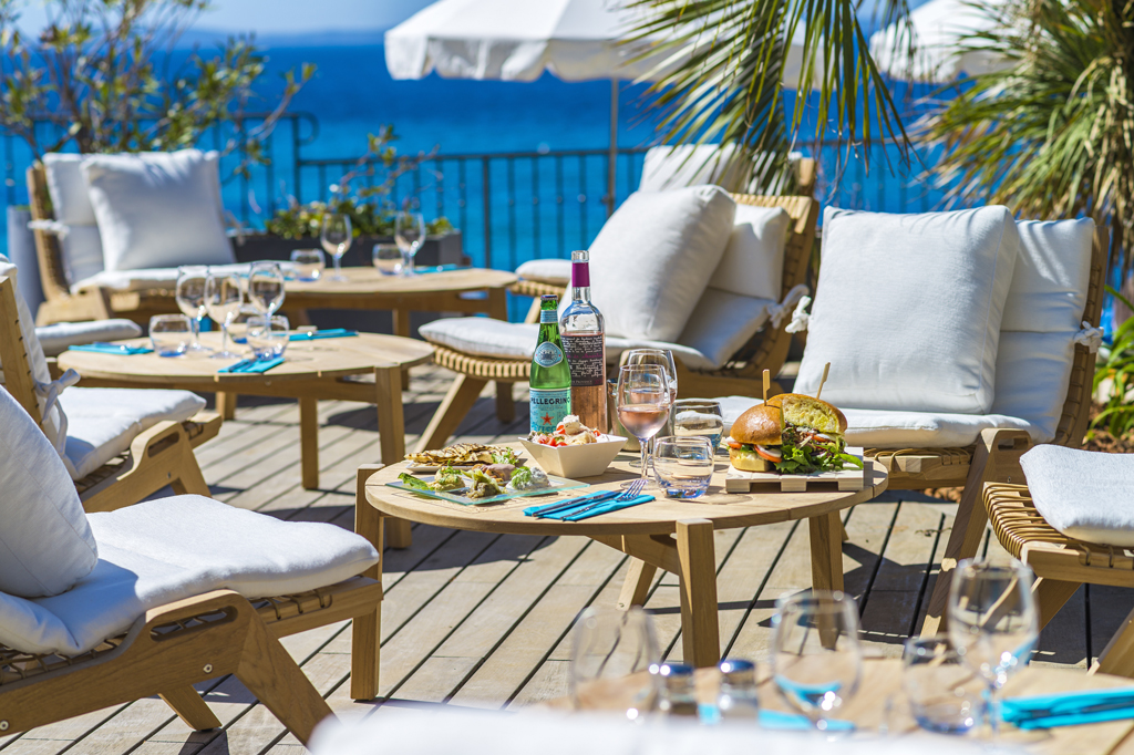 Restaurant Bailli de Suffren La Piscine