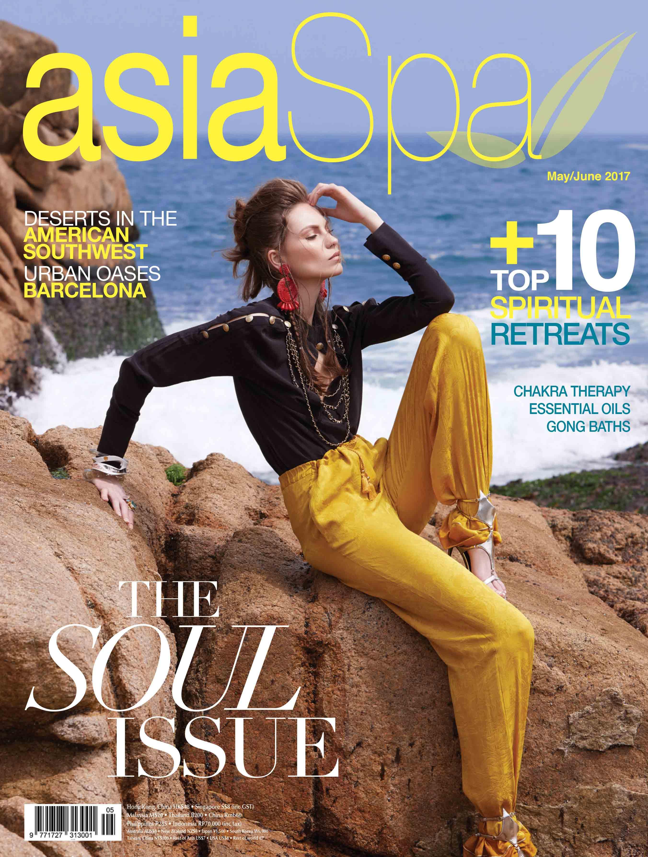 Revue de Presse Bailli de Suffren - Asia Spa