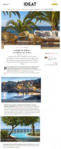 Revue de Presse Hotel Le Bailli de Suffren
