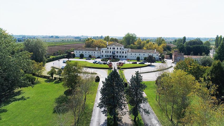 Villa Braida Locus Amoenus A Mogliano Veneto
