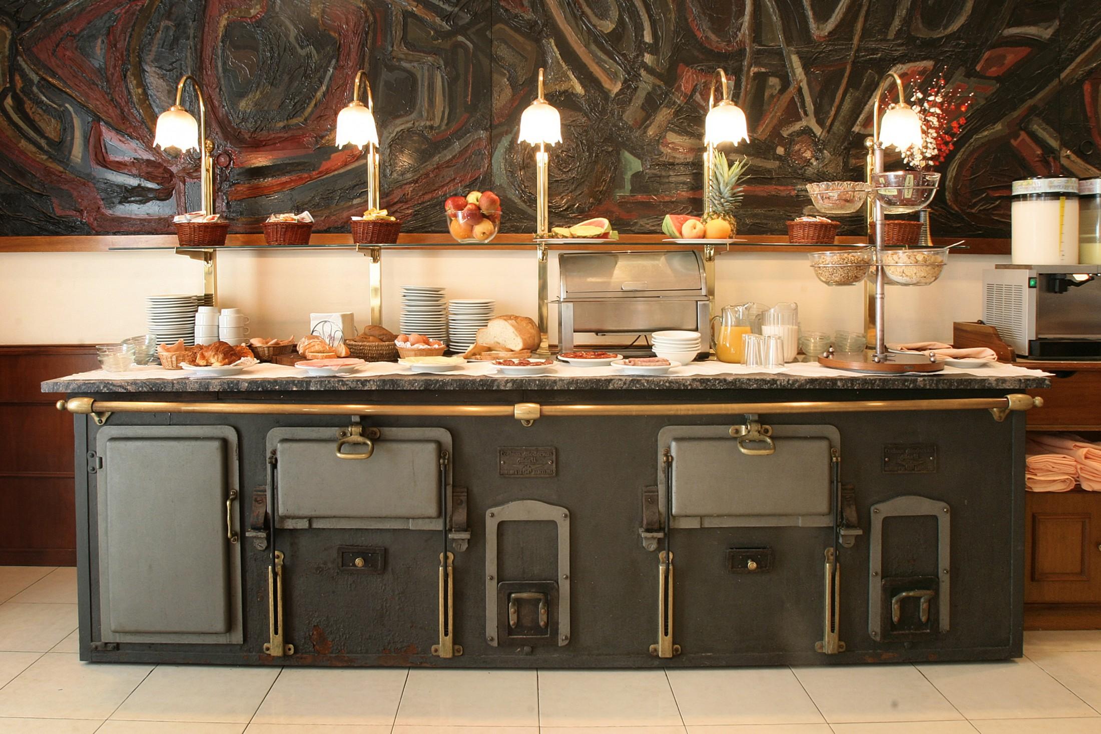Service - Freies Frühstücksbuffet Hotel Barcelona- Hotel Gaudí im ...