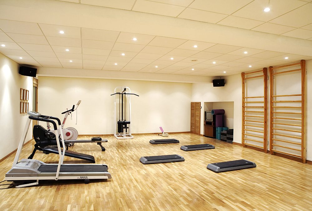 Servicios gimnasio hotel barcelona hotel gaud en el for Gimnasio barcelona