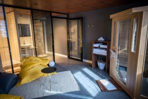 Hotel Valence Atrium Sauna