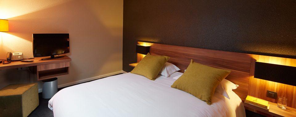 « Grasses matinées » à l'Atrium Hôtel****