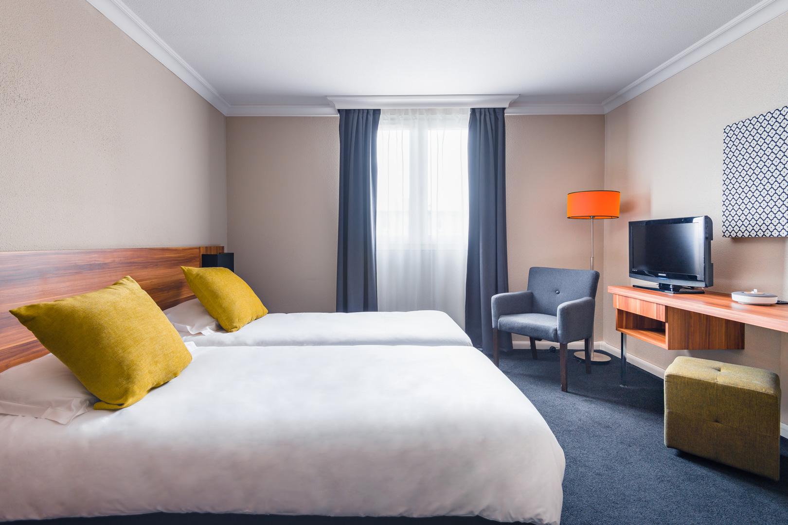 Les chambres et Duplex