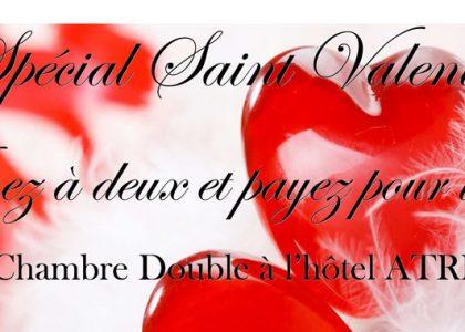 Célébrez la Saint-Valentin à Valence